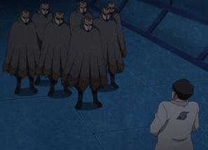 Katasuke vs Byakuya gang