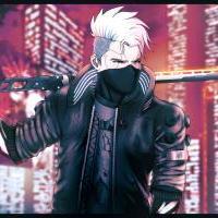 Cyberpunk Kakashi