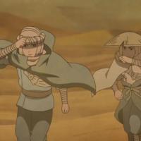 Taizou a Asura cestují