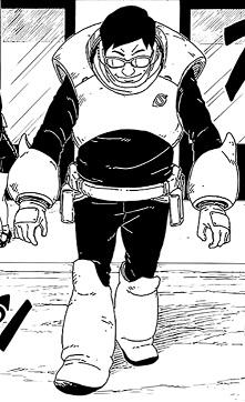 Katasuke v obleku