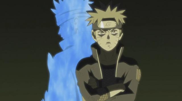 Asura a Naruto