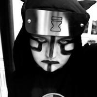 Kankurou mrtě cosplay