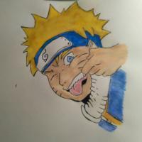 Naruto Aquarel