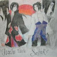 -.Sasuke a Itachi.--by My-Konan