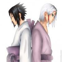 Sasuke and kimimaro