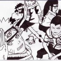 * Naruto a spol *