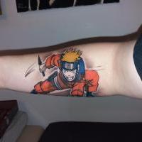 """""""Věčný"""" Naruto"""