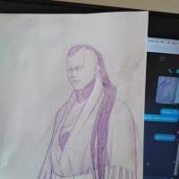 Jigen ... some sketch