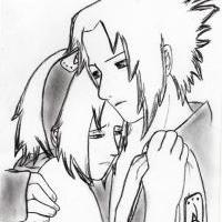 (Sakura a Sasuke)
