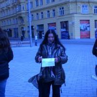 Organizátorka Rjoko