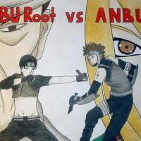 ANBU Root vs ANBU