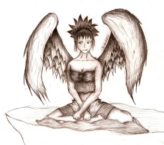 Anko Angel For Zvrhly Loupak Anko By Skankky Konoha Cz