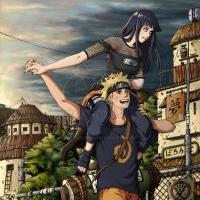 Naruto a Hinata