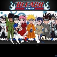 Bleach vs. Naruto xD