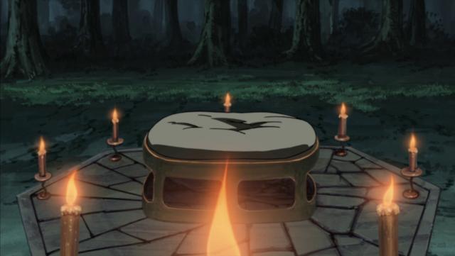 Ceremoniální oltář