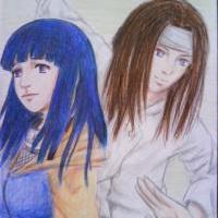 Neji a Hinata