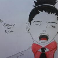 Shikamaru aneb líný Upír xD