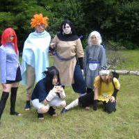Naruto tábor vážná fotka zvučnákůůů