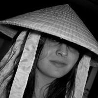 Dáreček, který jsem dostala..akatsuki klobouček..jen nejde vidět rolnička..ale co :-)