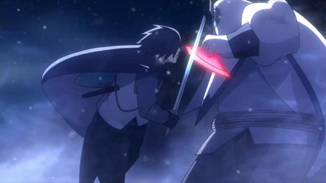 Kinshiki a Sasuke