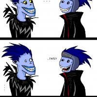 Death note vs. Narutocopy