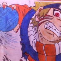 Naruto Kyuubi podruhé