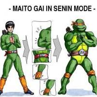 Gai in Senin Mode