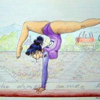 Gymnastka Hinata