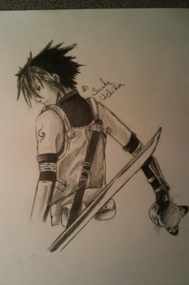 Sasuke v anbu
