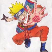 """My name is Uzumaki Naruto"""