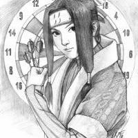 Výzva - jutsu, jak je neznáme (Haku, mistr Japonska v šipkách)
