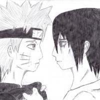 'till the death do us part, Sasuke
