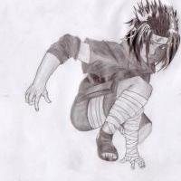 """""""First Sasuke fanart"""""""