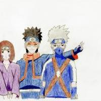 ..0...Rin, Obito, Kakashi...0..
