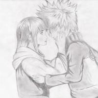"""""""Hinata a Naruto"""""""