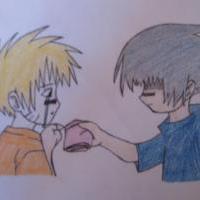 *Naruto a Sasuke*