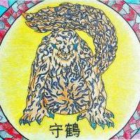 Shukaku v barvě