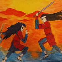 Hashirama vs. Madara
