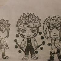 Team 7 karikatura - Strong version