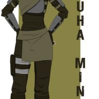 Kazuha Minami (Naruto OC)
