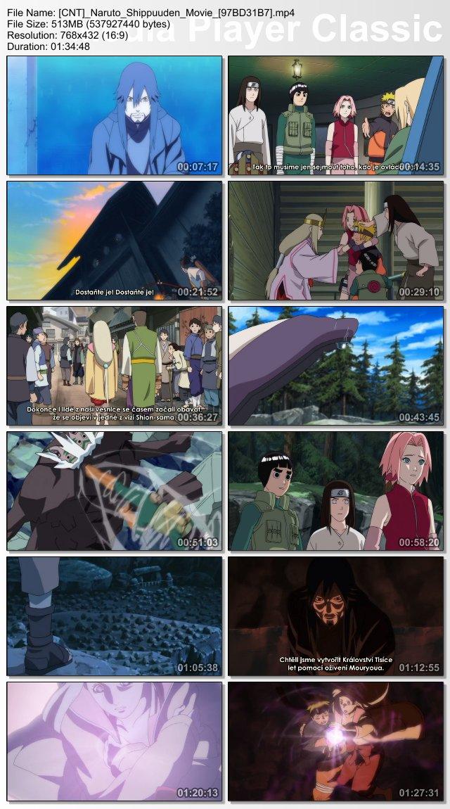 Naruto Shippuuden Movie