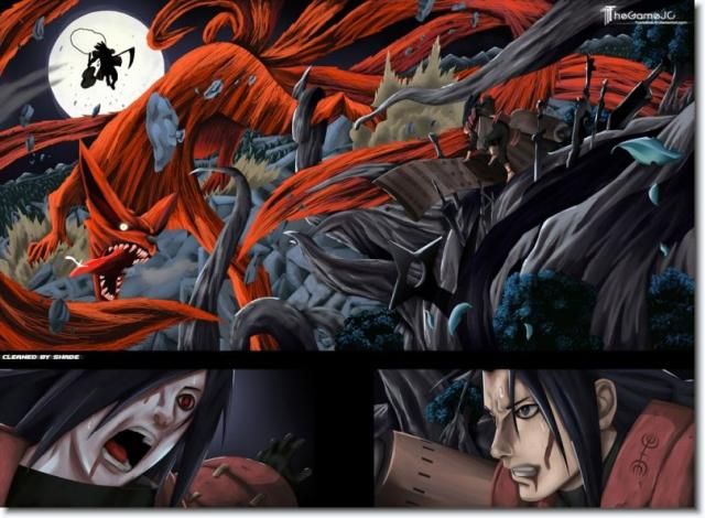 Madara vs Shodaime