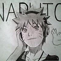!Naruto listening to music