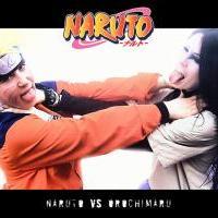 Naruto vs. Orochimaru =D