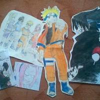 -.Sasuke a Naruto.--by My-Konan