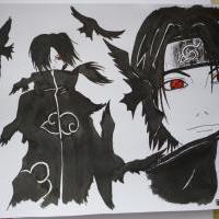"""Itachi a Sasuke"""