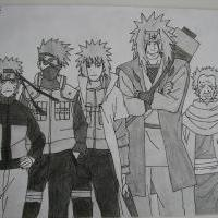 Konoha legends ....... .... by me... .Ironhide