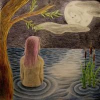 Měsíčku na nebi hlubokém...
