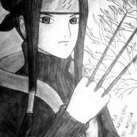 Haku for Hiashi Nara