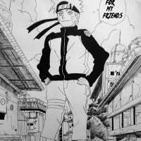 # Welcome home, Naruto - For my friends!! #